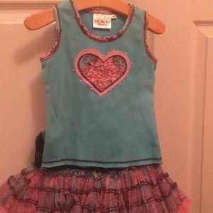 Other - Ooh la la Couture Skirt Set 2T